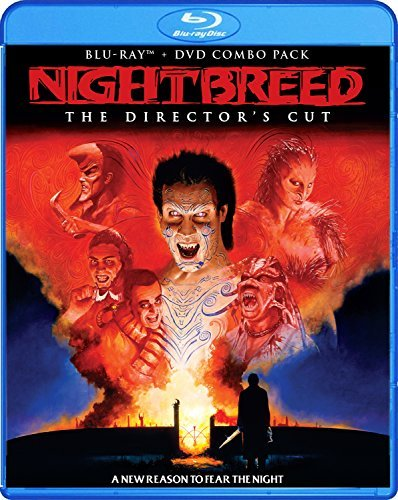 Nightbreed Sheffer Bobby Cronenberg Blu Ray DVD Director's Cut R