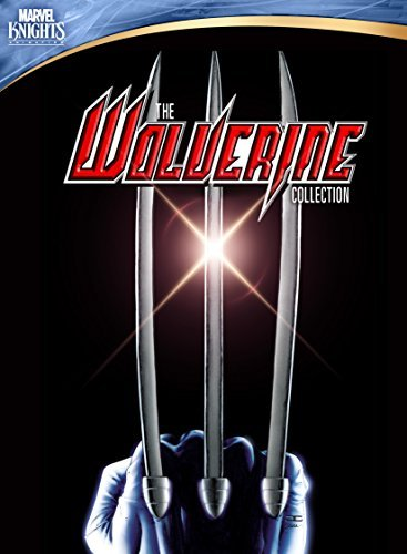 Marvel Knights The Wolverine Collection Marvel Knights The Wolverine Collection DVD Nr