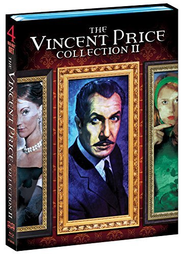 Vincent Price Collection Volume 2 Blu Ray Nr