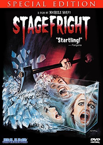Stagefright Stagefright DVD Nr