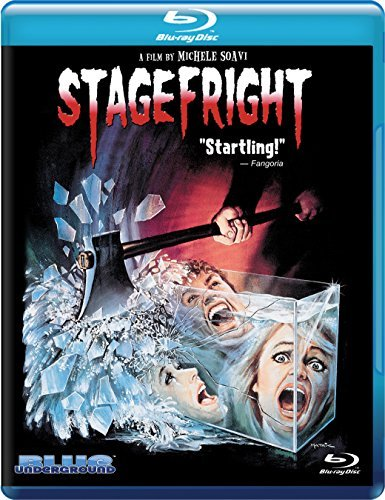 Stagefright Stagefright Blu Ray Nr