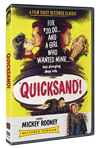Quicksand Rooney Loore DVD Nr