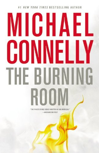 Michael Connelly The Burning Room (signed Edition)