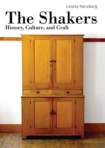 Lesley Herzberg The Shakers History Culture And Craft