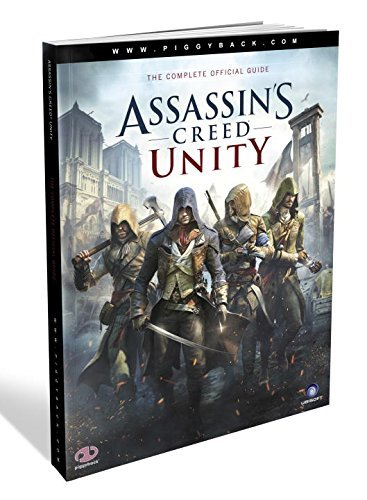 Mike Searle Assassin's Creed Unity Prima Official Game Guide