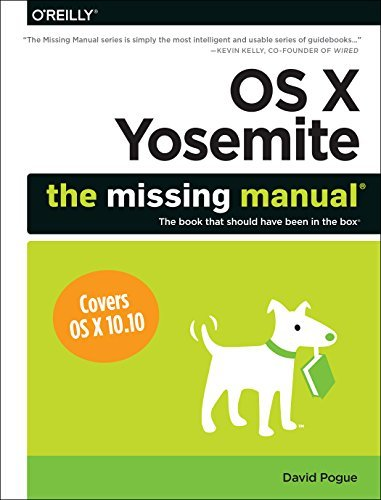 David Pogue Os X Yosemite The Missing Manual