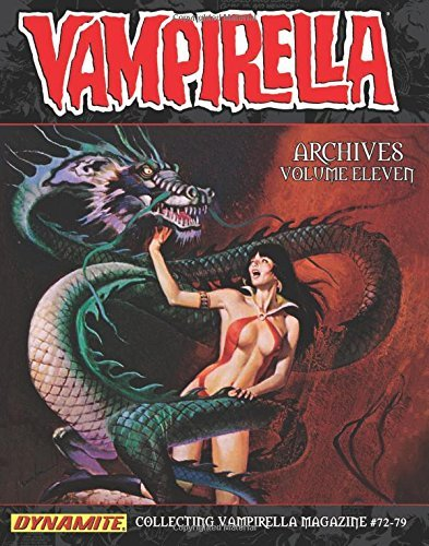 Bruce Jones Vampirella Archives Volume 11
