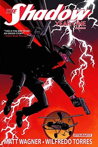 Matt Wagner The Shadow Year One