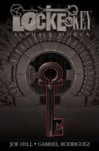 Joe Hill Locke & Key Volume 6 Alpha & Omega