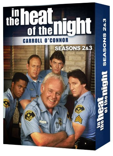 In The Heat Of The Night Season 2 & 3 In The Heat Of The Night Season 2 & 3