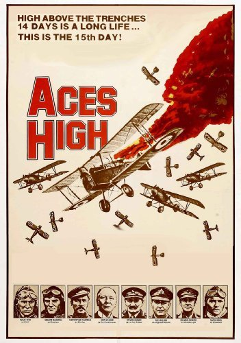 Aces High Mcdowell Plummer Ward DVD Pg