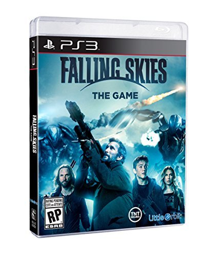 Ps3 Falling Skies The Game