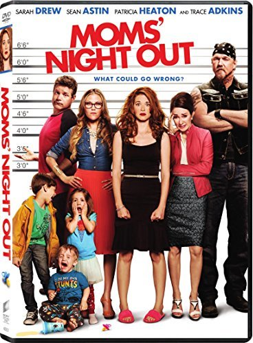 Mom's Night Out Drew Astin Heaton DVD Pg Ws