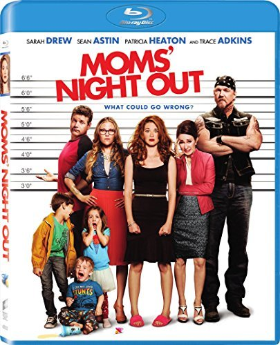 Mom's Night Out Drew Astin Heaton Blu Ray Pg