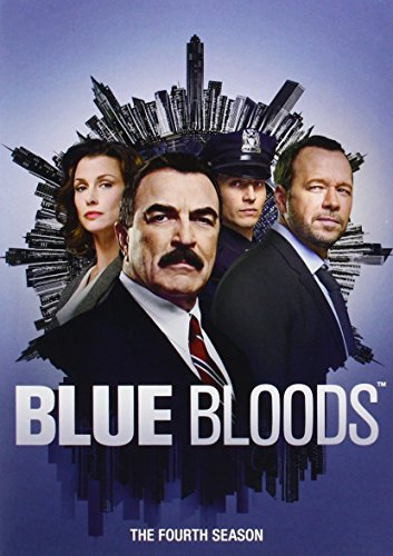 Blue Bloods Season 4 DVD