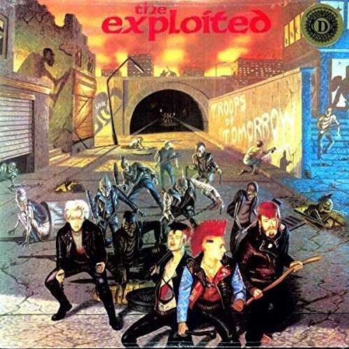 Exploited Troops Of Tomorrow 2 Lp