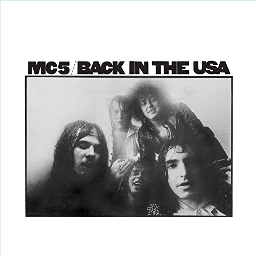 Mc5 Back In The Usa 180gm Vinyl Lp