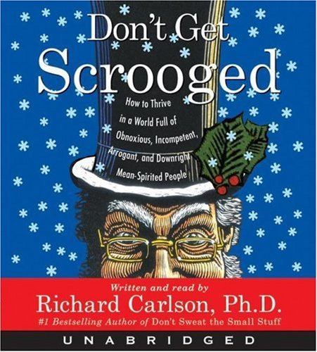 Carlson Richard Carlson Richard Don't Get Scrooged CD