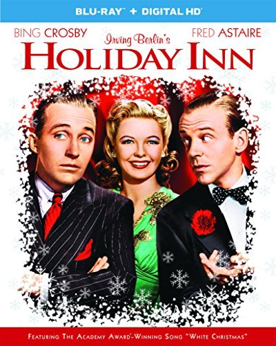 Holiday Inn Crosby Astaire Blu Ray