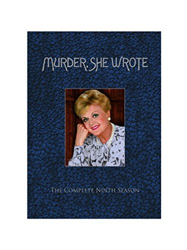 Murder She Wrote Season 9 DVD