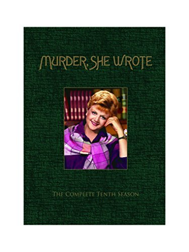 Murder She Wrote Season 10 DVD