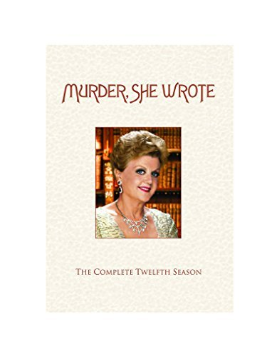 Murder She Wrote Season 12 DVD