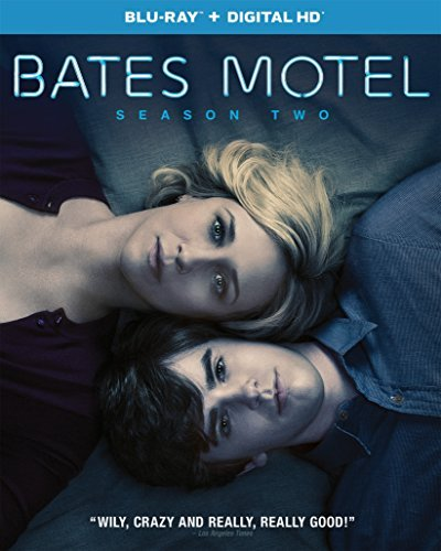 Bates Motel Season 2 Blu Ray