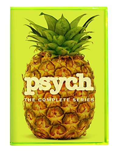 Psych The Complete Series DVD