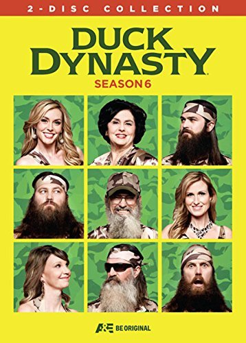 Duck Dynasty Season 6 DVD