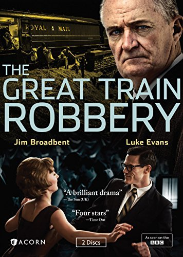 Great Train Robbery Evans Broadbent DVD Nr
