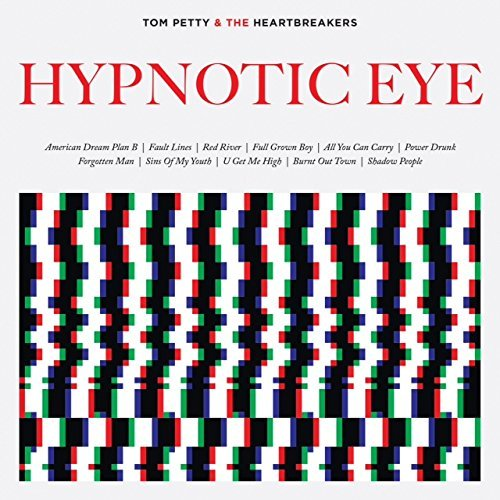 Tom Petty & The Heartbreakers Hypnotic Eye 2 Lp