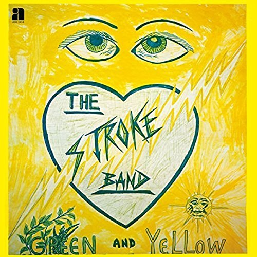 Stroke Band Green & Yellow