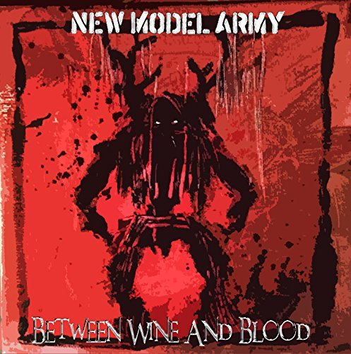New Model Army Between Wine & Blood Import Gbr 2 Lp