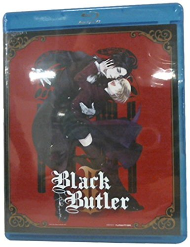 Black Butler Season 2 Blu Ray DVD Nr