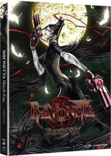 Bayonetta Bloody Fate Anime Bayonetta Bloody Fate Anime