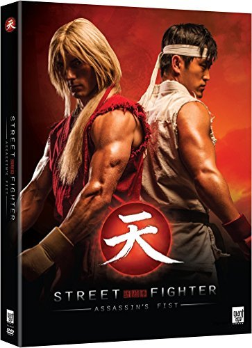 Street Fighter Assassin's Fist Street Fighter Assassin's Fist DVD Nr