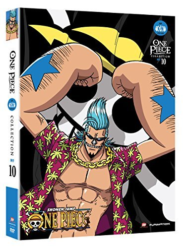 One Piece Collection 10 DVD