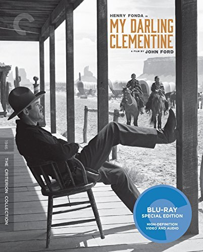 My Darling Clementine My Darling Clementine Blu Ray Nr Criterion Collection