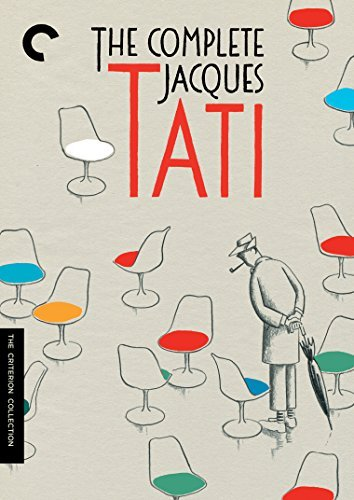 Complete Jacques Tati Complete Jacques Tati DVD Criterion Collection