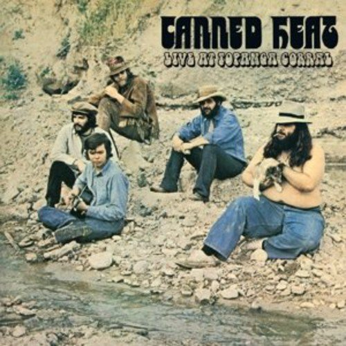 Canned Heat Live At Topanga Corral