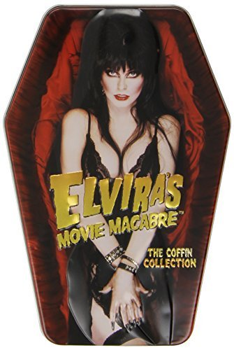 Elvira's Movie Macabre Coffin Collection DVD