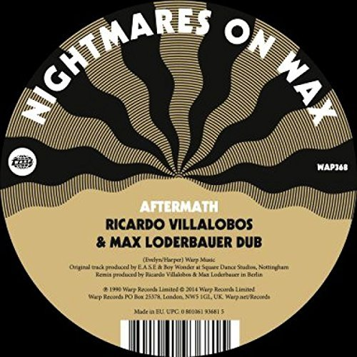 Nightmares On Wax Aftermath Ricardo Villalobos Aftermath Ricardo Villalobos
