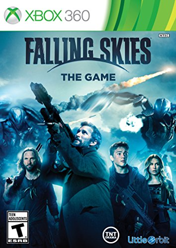 Xbox 360 Falling Skies The Games