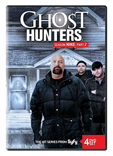 Ghost Hunters Season 9 Part 2 DVD