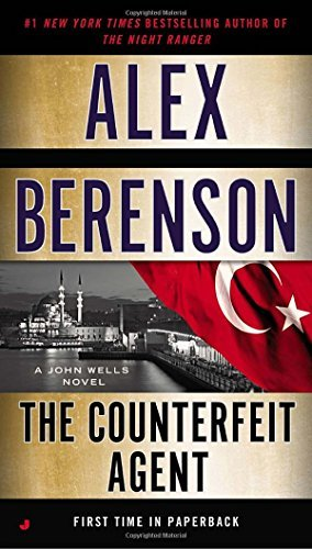 Alex Berenson The Counterfeit Agent