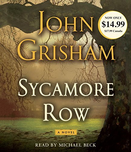 John Grisham Sycamore Row Abridged