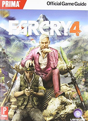 Prima Games Far Cry 4 Prima Official Game Guide