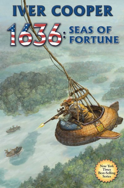 Iver Cooper 1636 Seas Of Fortune