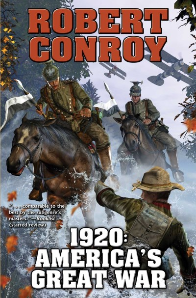 Robert Conroy 1920 America's Great War