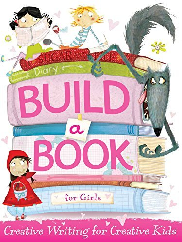 Little Bee Books Build A Book For Girls